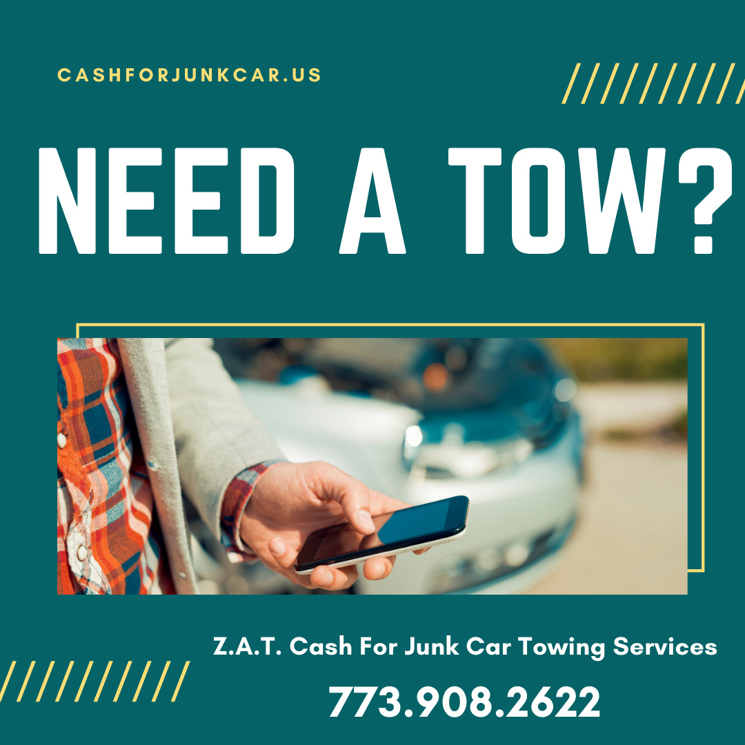 Pin on Cash For Junk Cars and Towing Services