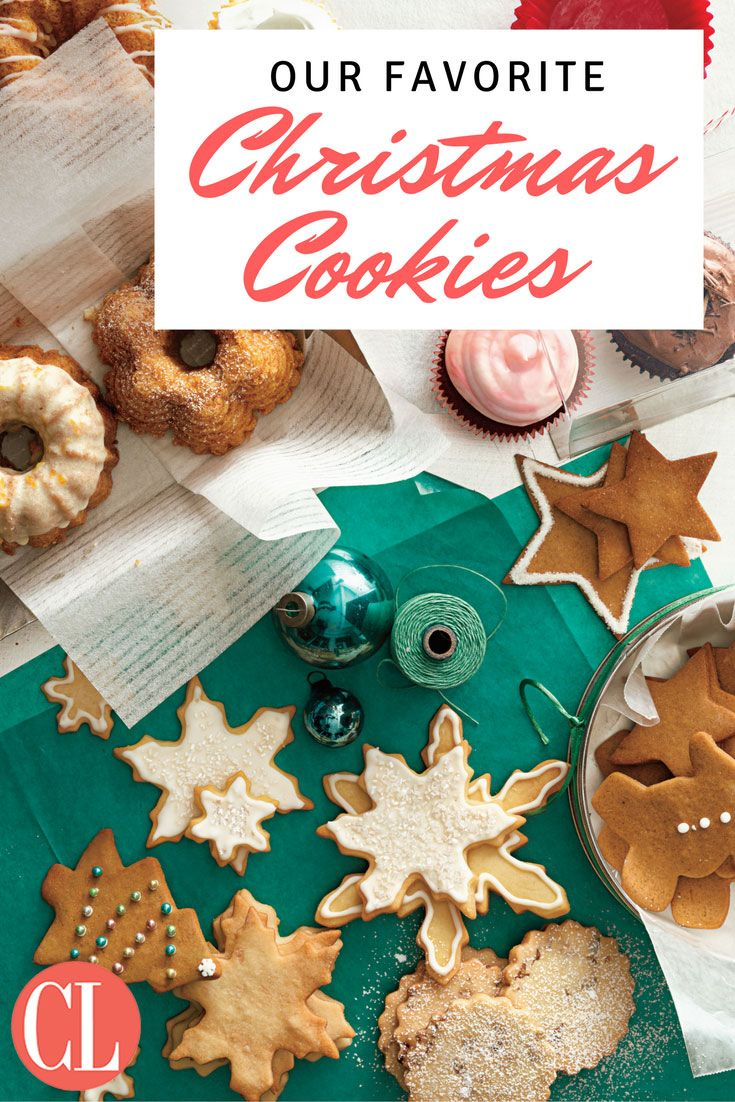 30 Healthier Versions Of Your Favorite Christmas Cookies Holiday