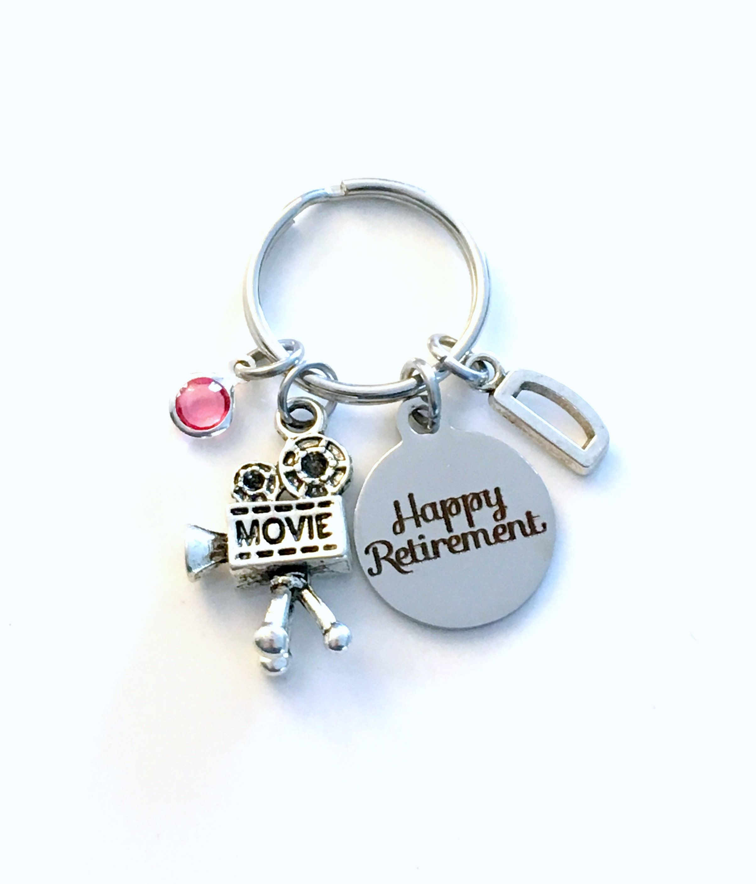 Retirement Gift for Director Keychain dbcf4c5aab