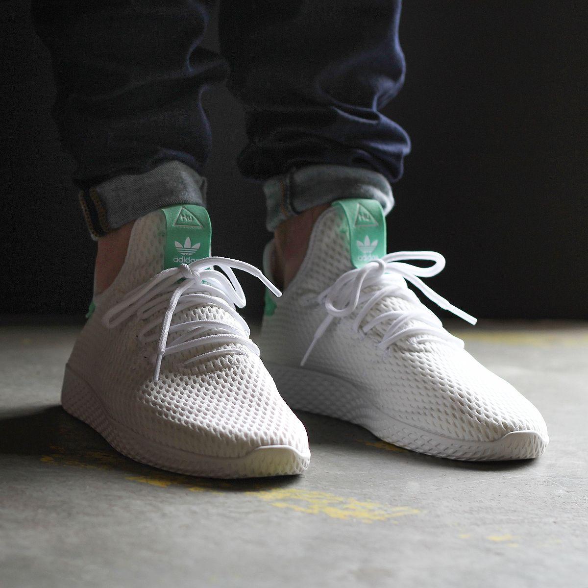 Adidas Originals X Pharrell Williams Hu Shoes Sneakers Shoes Sneakers Adidas Sneakers Men Fashion Sneakers