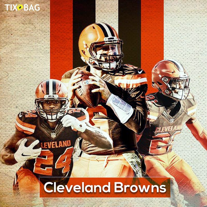 Buy and sell Cleveland Browns tickets and other NFL