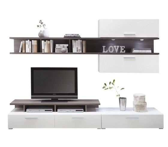 Wohnwand günstig bei mömax kaufen | living | Pinterest