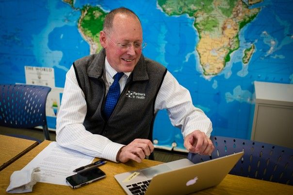 "Dr. Paul Farmer takes questions on Reddit's ""Ask Me Anything"""