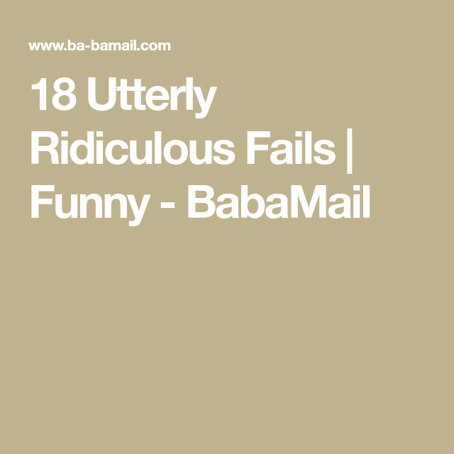 Utterly Ridiculous Fails Funny BabaMail PHOTOS YOU HAD - 18 proofreading fails