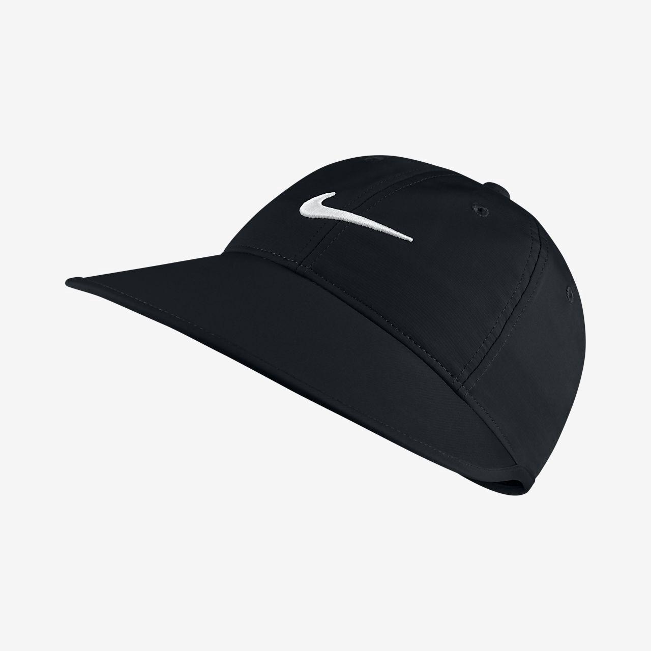 Nike Big Bill Women s Adjustable Golf Hat - One Size Black Black Anthracite  White a470f98d6fc9