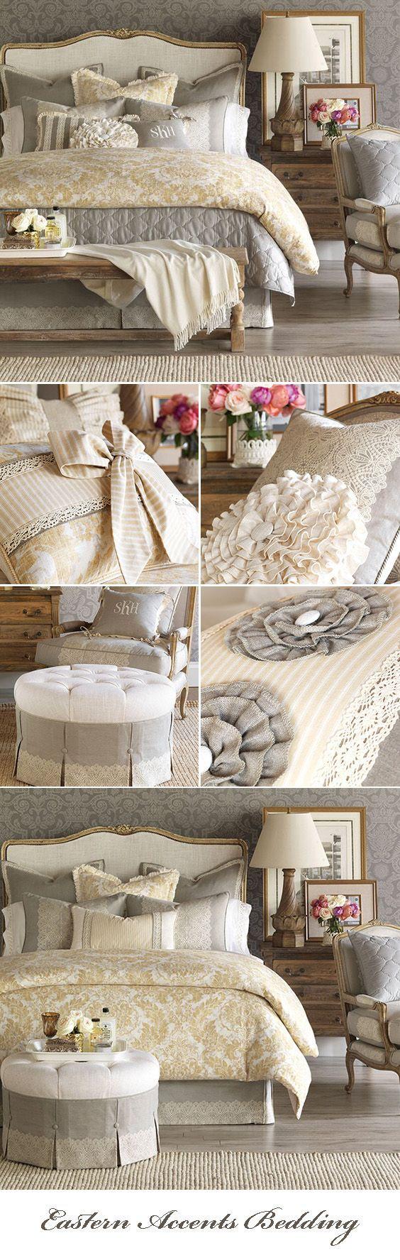 White Luxury Bedding