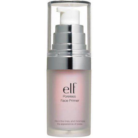 E L F Poreless Face Primer Small Walmart Com Face Primer Face Hydration Elf Products