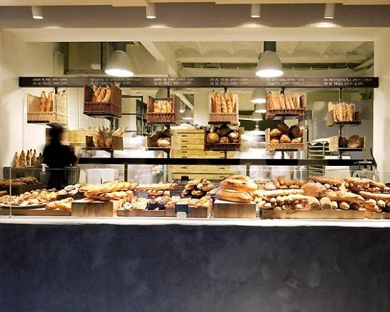 Bakery CAFE SHOP Design Ideas | Architecture, Interior Designs, Home Decor  And Lighting