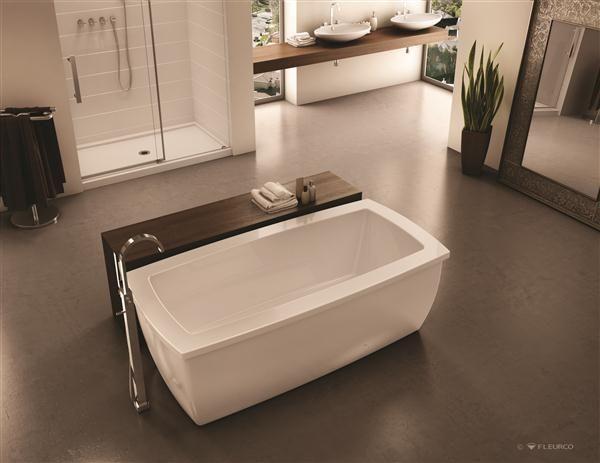 Aker by MAAX - TO-3660 Bathtub www.akerbymaax.com