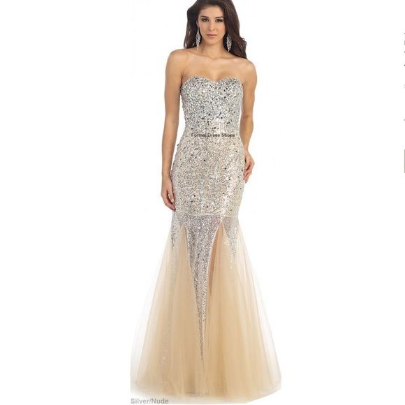 FLASH 24HR SALE Prom HomeComing Pageant Dress Gown   Pageants, Gowns ...