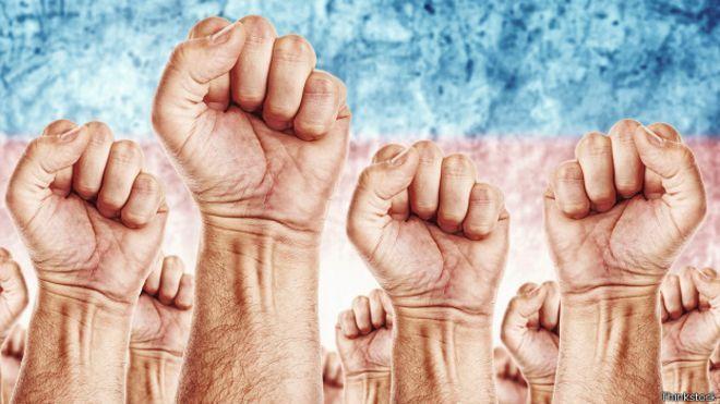 4 grandes huelgas que cambiaron el mundo - BBC Mundo