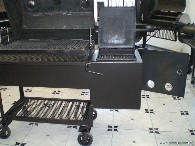 Jj 20 X 36 Bsq Smoker Bbq Pit Barbecue Design Bbq