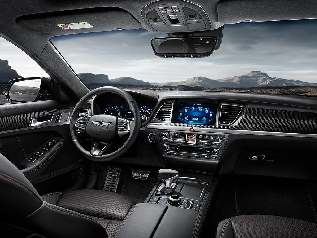 G80 Sport 2018 Hyundai genesis, Genesis, Hyundai