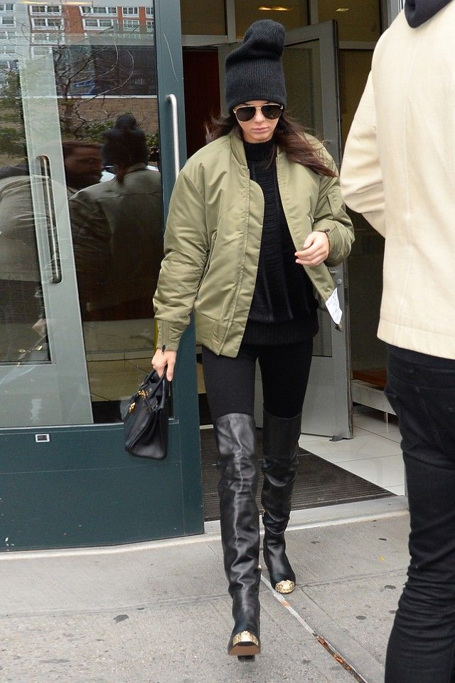 Kendall Jenner - Heading to the Ugg Store on | Seasons, Sunglasses ...