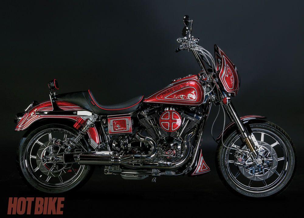 2003 HarleyDavidson FXDX Dyna