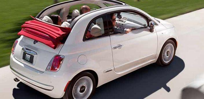 Le plaisir de conduire de la FIAT 500c Pop, passez vivre l'expérience Fiat chez http://www.sthyacinthechrysler.com