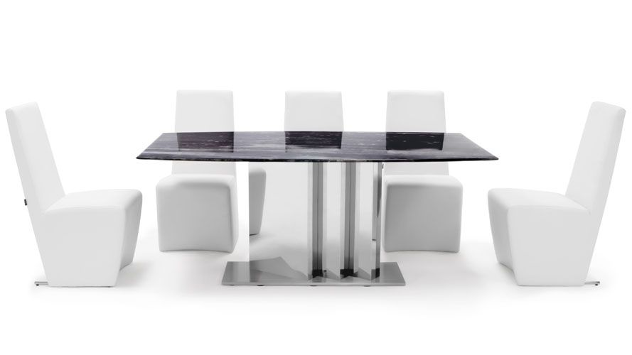 Nero 71 Inch Dining Table Dining Table Modern Dining Table