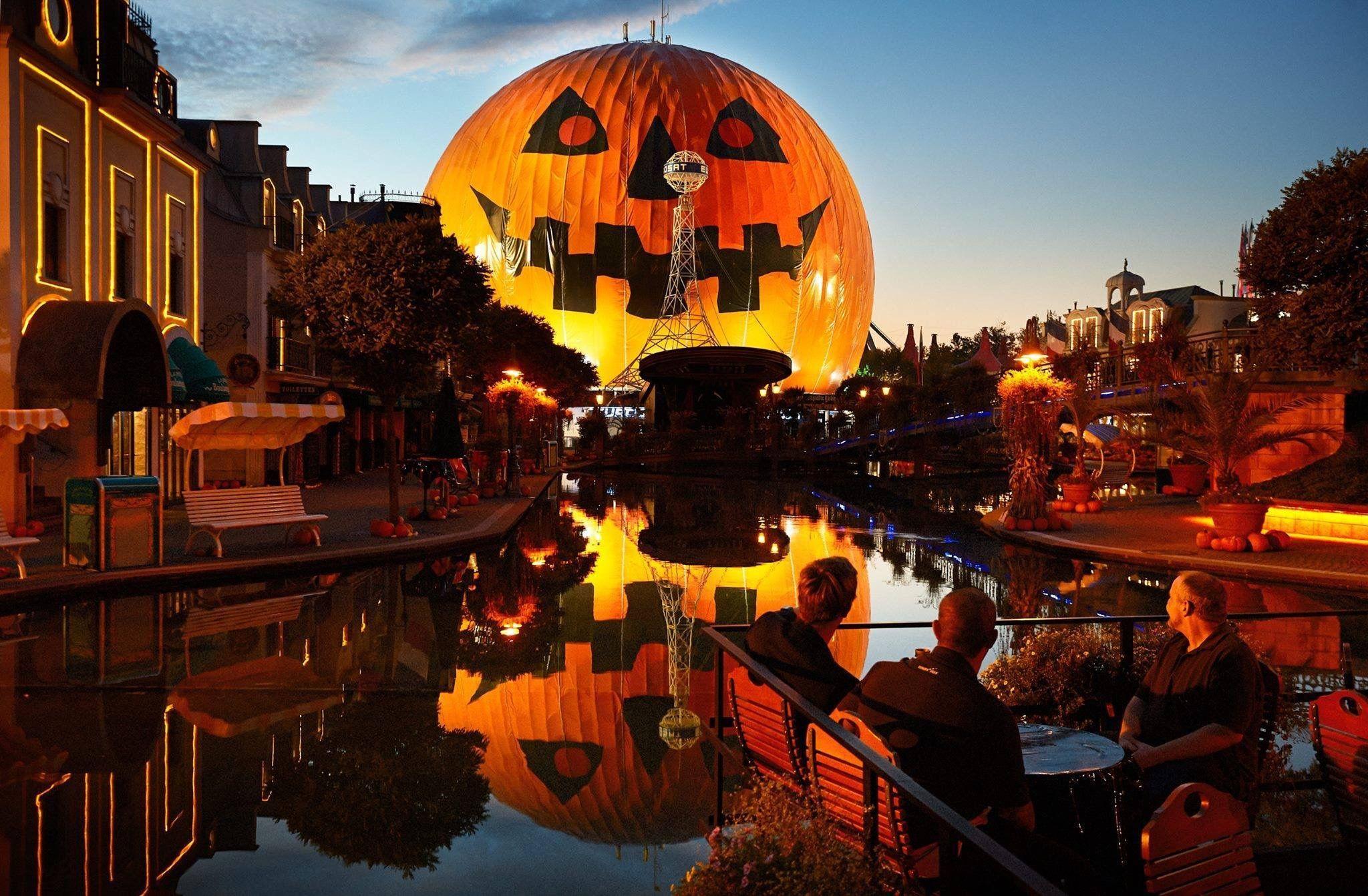 Europa Park Halloween 2016 Lovely Halloween Hintergrundbilder