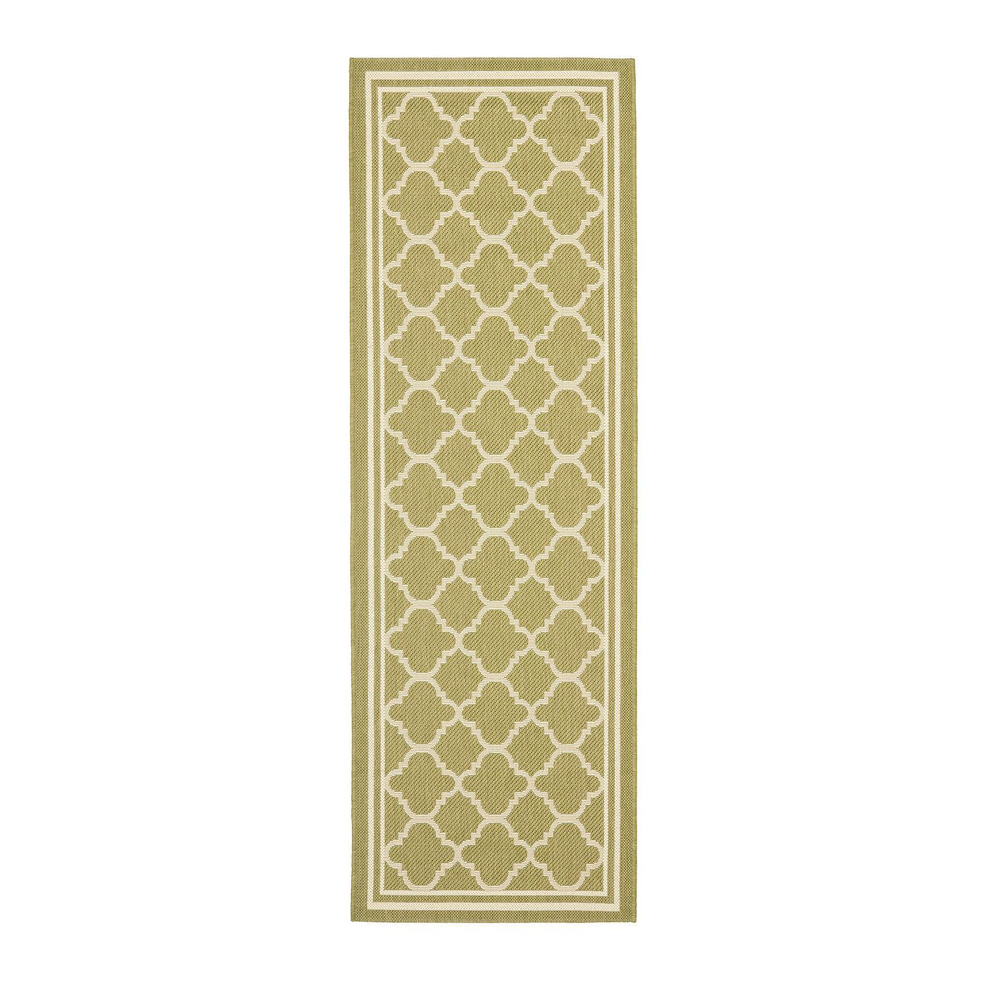 allover trellis indoor/outdoor rug | ballard designs | home - ideas