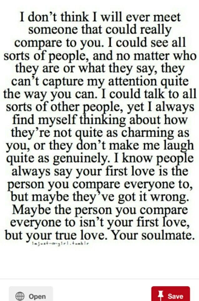 You Re Both My First Love True Love Words Inspirational Quotes Love Quotes