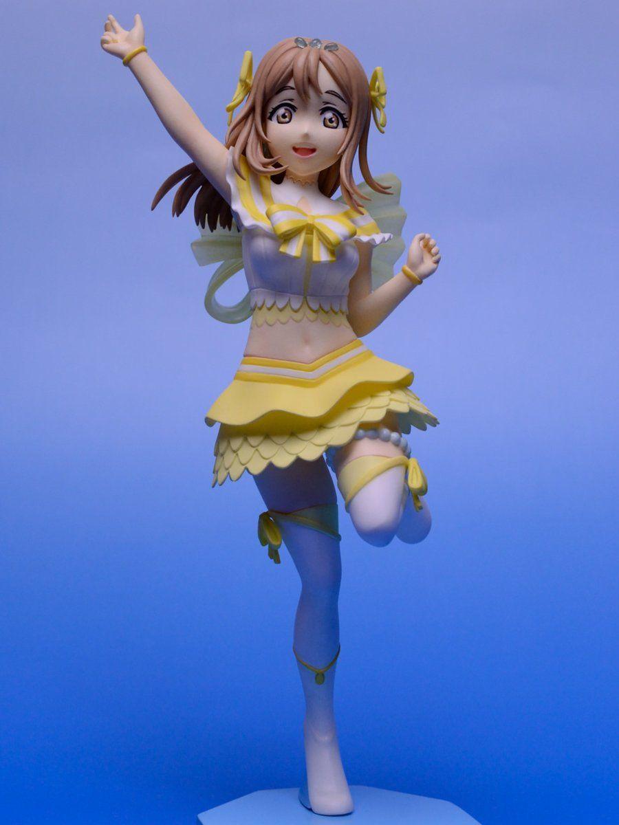 Toys & Hobbies Hot Sale Anime Love Live Exq Sunshine Tsushima Yoshiko & Mari Ohara & Takami Chika Girls Pvc Figure Collectible Model Toys Elegant And Sturdy Package