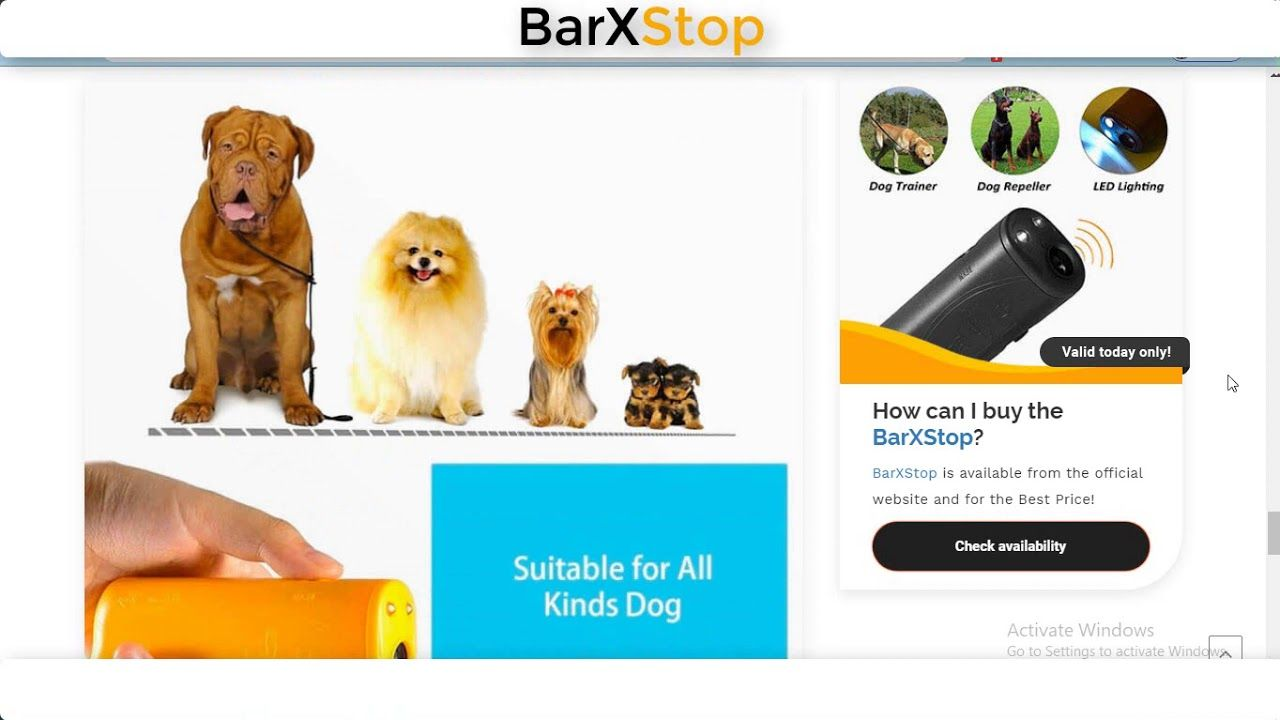 BarXStop, (50 Discount Per Unit)Free Delivery on every