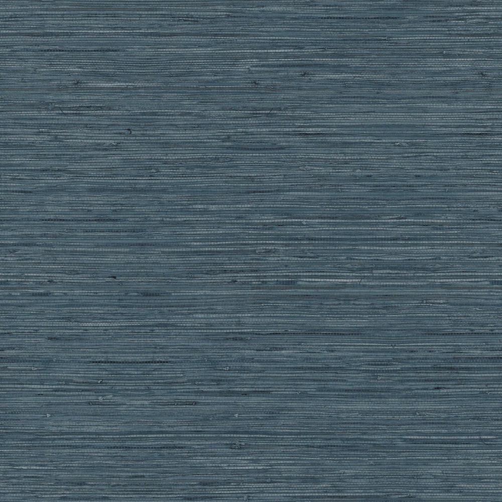 Roommates Grasscloth Blue Vinyl Peelable Wallpaper Covers 28 18 Sq Ft Rmk11314wp The Home Depot Peelable Wallpaper Grasscloth Wallpaper Dining Room Grasscloth Wallpaper Bedroom