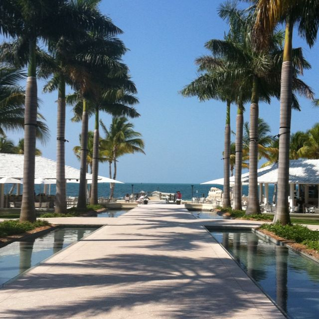 Good Places To Travel To In Florida: Casa Marina, Waldorf. Key West, FL.