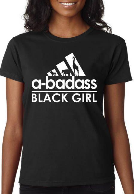 Black girl t shirt