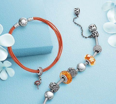 PANDORA | Bijoux en ligne, Pandora, Bracelet pandora