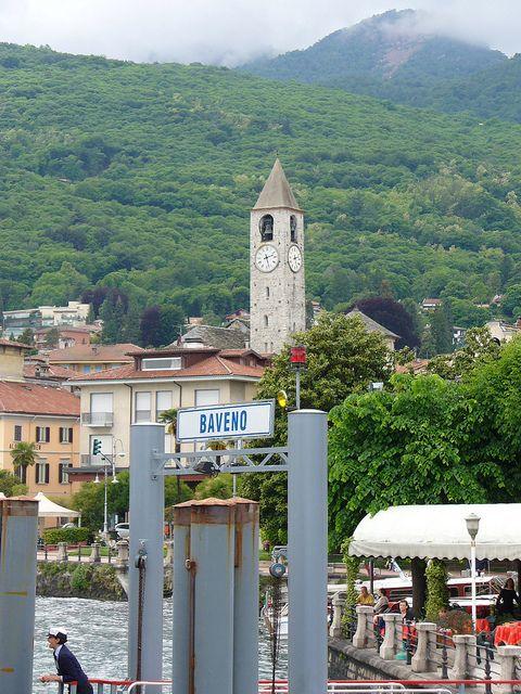 Baveno, Lake Maggiore, Piedmont, Italy