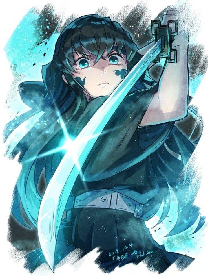 Pin By On Kimetsu No Yaiba Anime Demon Slayer Anime Anime Wallpaper Live
