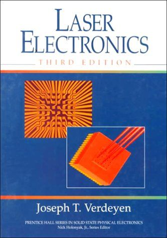 Solution Manual Laser Electronics 3rd Edition By Joseph T Verdeyen