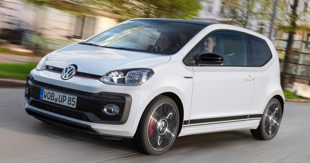 Vw Up Gti Comes To The Uk With An Starting Price Of 13 750