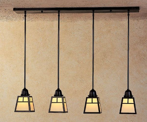 """craftsman style light fixtures 