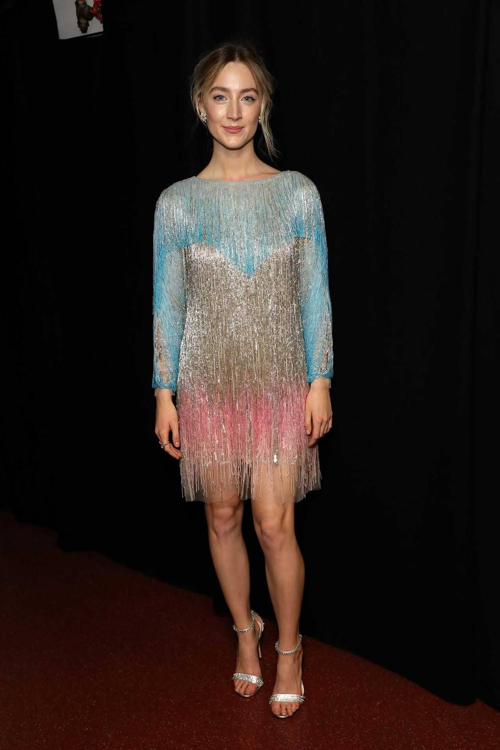 db4a8bd6d27 Best Dressed On The Fashion Awards 2018 Red Carpet