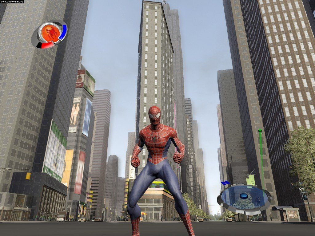 spider-man 3: the game - screenshots gallery - screenshot | the