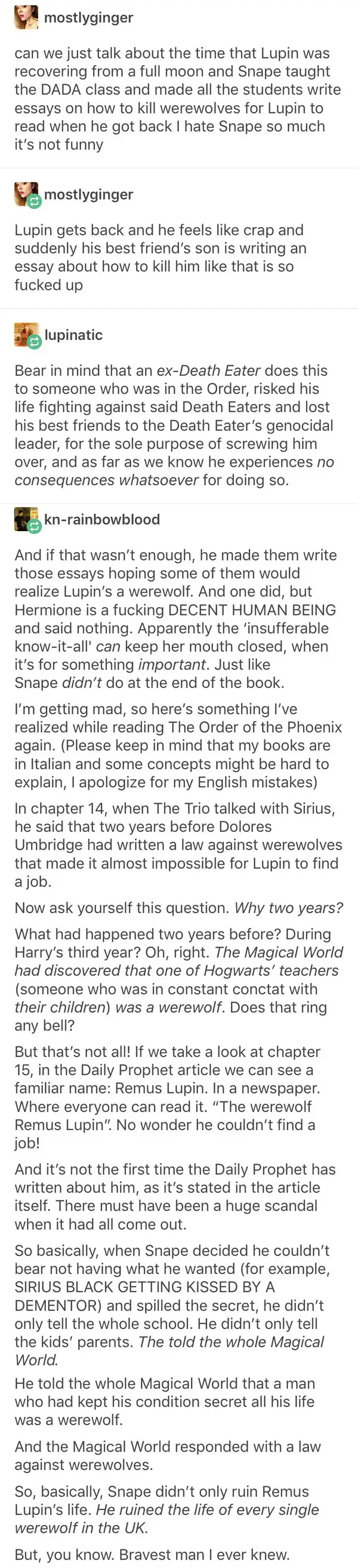 14 Times Tumblr Loved Harry Potter But Was SO FRUSTRATED By Harry Potter