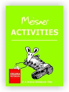 Over 100 suggestions for Meisner independent activities. You will not find this anywhere else!