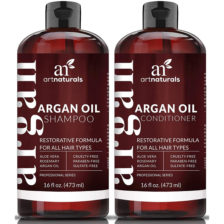 16++ Art naturals argan oil shampoo uk info