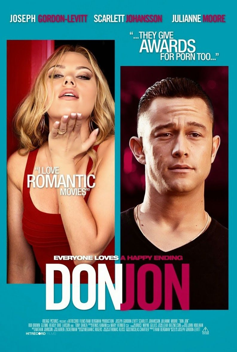 Entertainment Bench: Don Jon (Movie) | Don jon, Romantic movies, Joseph  gordon levitt