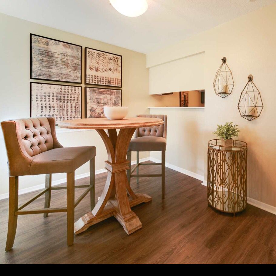 Home Staging Dining Room Table: Home Decor, Decor, Dining Bench
