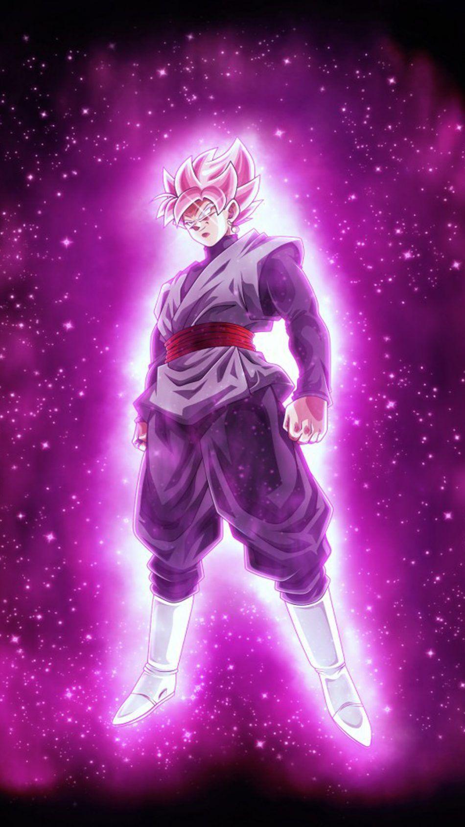 Super Saiyan Rose In Dragon Ball Super Dragon Ball Super