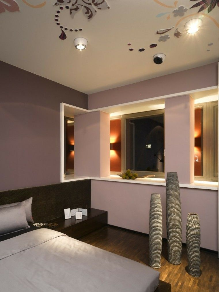 Decoracion Dormitorios Matrimoniales 50 Ideas Elegantes Ideas Para - Decoracin-de-dormitorios-de-matrimonio