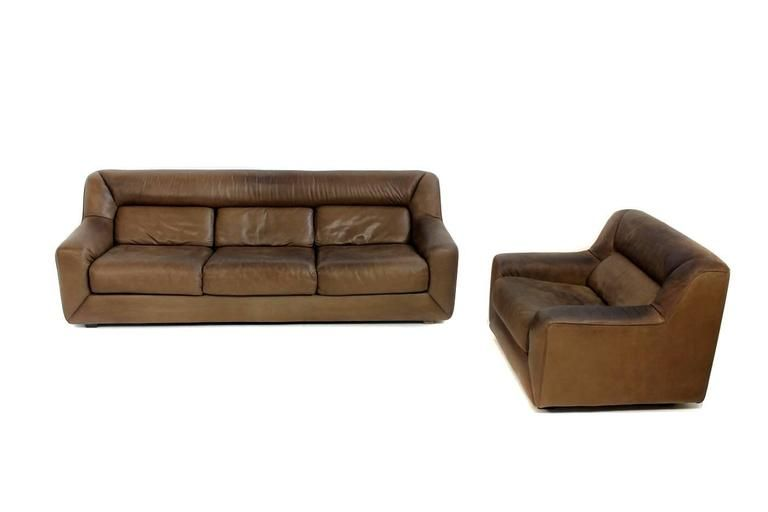 Vintage 1970s De Sede Ds 43 Cognac Leather Lounge Sofa 9 3 284 91 875 98 Shipping To Continental Us De Leather Lounge Lounge Sofa Leather Lounge Chair