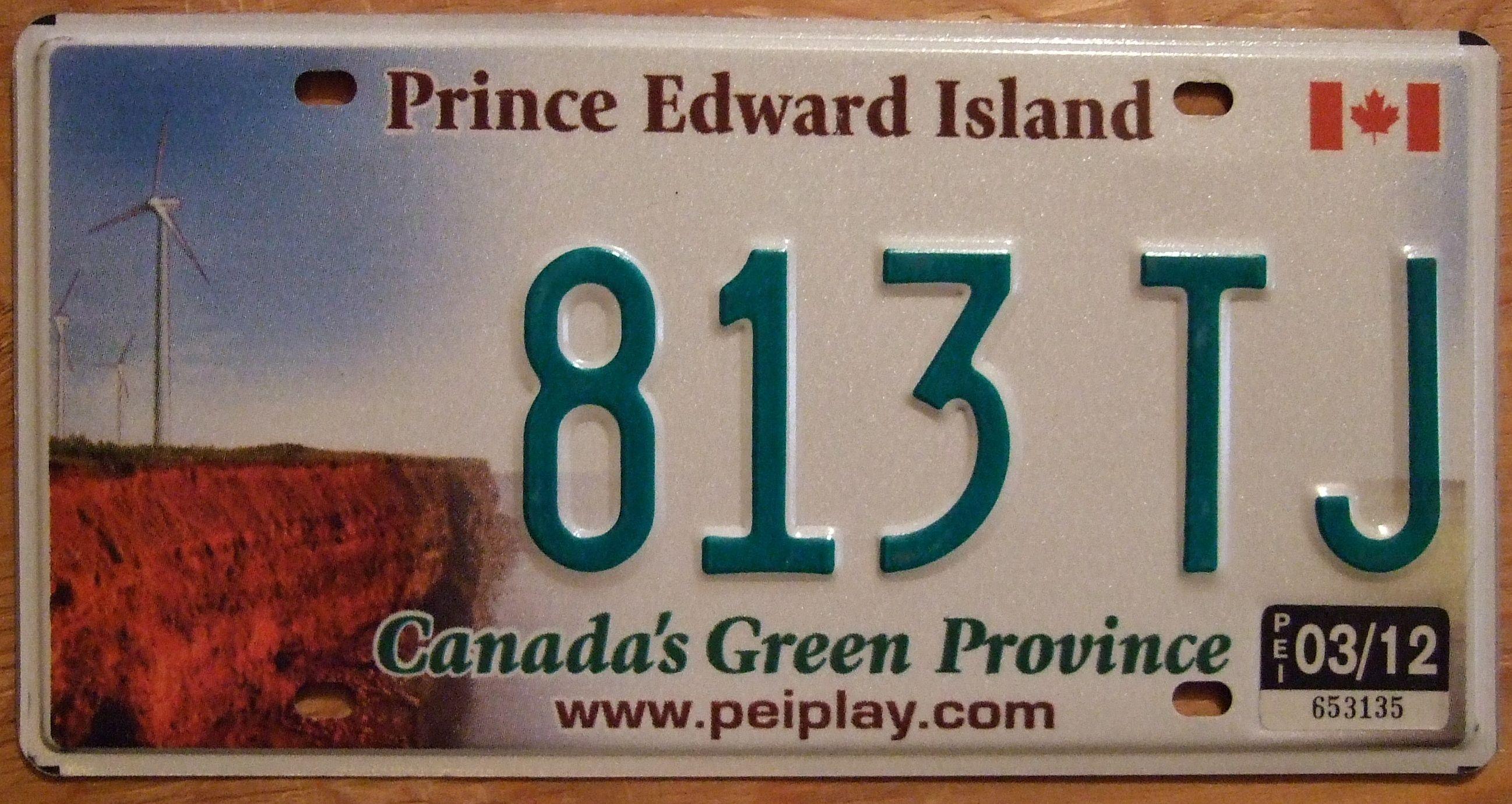 Prince Edward Island, Canada's Green Province
