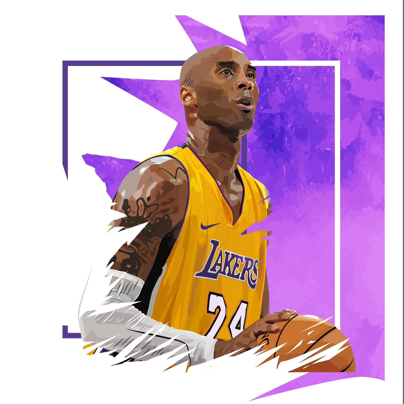 Works Sio in 2020 Nba wallpapers, Mvp basketball, Kobe