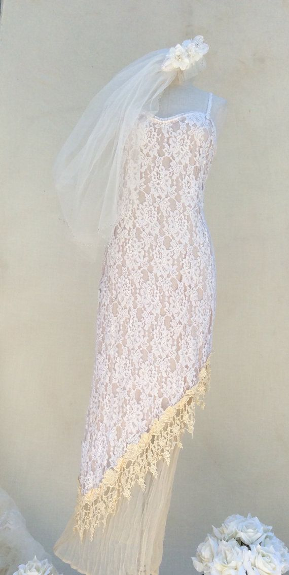 Wedding lace dress//Wedding Lace Dress // Mother of the bride dress // by Elena