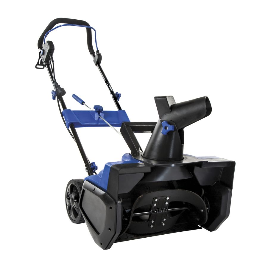 Snow Joe 14 Amp 21 In Corded Electric Snow Blower Electric Snow Blower Snow Blower Snow Removal
