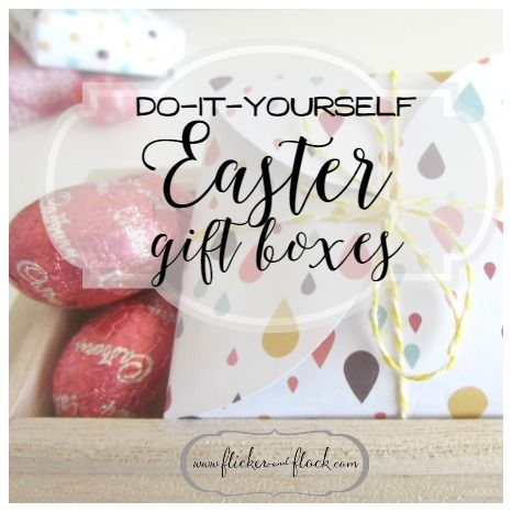 If you like gifting choc treats to friends or neighbours this if you like gifting choc treats to friends or neighbours this beautiful diy easter gift negle Image collections